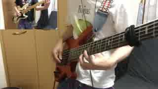 [ズバッと]ARROWをベースで弾いてみた[ス