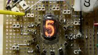 ユニバーサル基板で時計を作ってみた Vol9