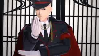 【MMDワンパンマン】軍服先生で極楽浄土