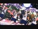 【第17回MMD杯本選】第七駆逐隊で 極楽浄土 【モデル配布】