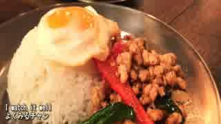 【これ食べたい】 タイ料理 ~ガパオライス・汁麺・トムヤムクンなど~