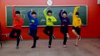 【おそ松さん】 おそ松さんOPたちを 踊っ