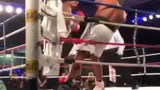 【ボクシング】タイロン・スポーン vs Tra