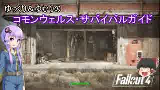 【ゆっくり&ゆかり実況】コモンウェルス・サバイバルガイドその13