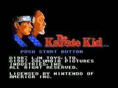 【TAS】The Karate Kid(日本未発売)3:09