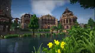 【Minecraft】ゆっくり街を広げていくよ part31-1
