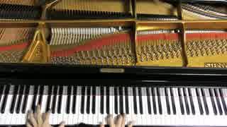 ボンバーキングのテーマを弾いてみた【ピアノ】