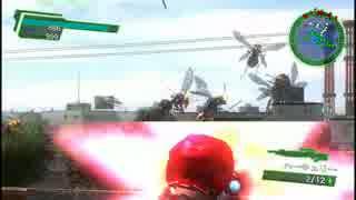 【地球防衛軍4.1】 赤ヘルオブザデッド、です! DLC1-1