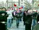 フランス人を挑発する中国人youtube輸入