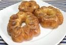 【簡単ホームメイドドーナツ♪】もちもち食感「ポン・デ・リング」