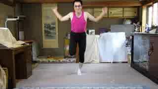 ウサミンたいそうを踊ってみた