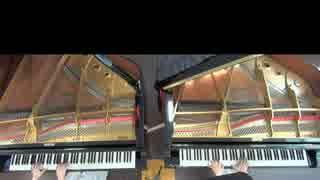 【2台ピアノ】千本桜(H ZEET M×まらしぃV