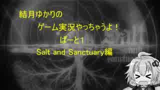 【Salt and Sanctuary】結月ゆかりのゲー