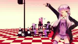 【MMD】9月6日は綾華さんの誕生日なので「ハピハピバースデー」