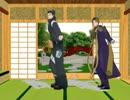 【MMD刀剣乱舞】 日本号とへし切り長谷部で乙女のポリシー