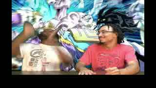 ジョジョの奇妙な冒険DU 第24話 外国人の反応(レビュー)
