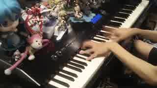 【ピアノ】 「打打打打打打打打打打」を弾