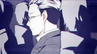 【手描き】オリジナルでD.O.U.B.L.E【オリキャラ】 thumbnail