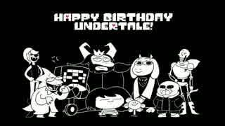 UNDERPANTS - INTRO (HAPPY BDAY UNDERTAL