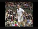 【テニス】対極のプレースタイル!!2000年ウィンブルドン準決勝 ラフターVSアガシ...