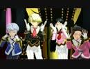 【MMDサクラ大戦】4人でポーカーフェイス踊ってもらった