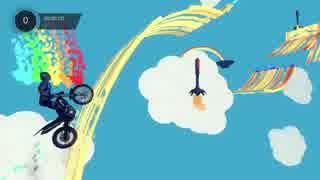 【TRIALS FUSION】エクストリームバイク part69 【ゆっくり実況プレイ】