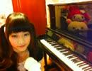2011年3月11日女の子が感情の赴くままにひたすらピアノを弾き殴る動画
