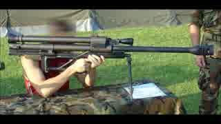 クロアチア製20mm対物ライフル RT-20