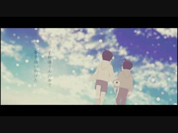 [MMD Osomatsu-san] Just walking in my partner matsu.