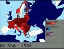 第二次世界大戦推移