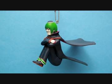 【リゼロ】粘土で空飛ぶペテルギウスを作ってみたデス!