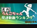 月刊うんこちゃん関連動画ランキング 2016年9月