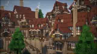 【Minecraft】ゆっくり街を広げていくよ part32-1