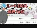 【ORAS】 サーナイトクラスタの対戦実況! Part16 【ダブル】 最終16位 R2004