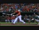 【MLB】20HR-200三振クラブ四天王達の「乗せて運ぶ」HR集