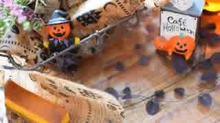 【ハロウィン】かぼちゃチーズケーキを作