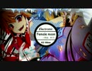 【東方自作アレンジ/Electronic】Female moon【砕月】