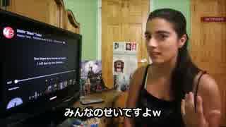 RWBY 予告-黒- (動け動け…動いてよ)外国人の反応【日本語字幕】