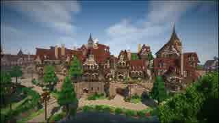 【Minecraft】ゆっくり街を広げていくよ part32-2