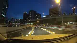 大阪 夜景ドライブ