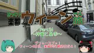みっくり楽都ウィーン一人旅Part24~神童