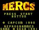 【TAS】Mercs(日本未発売)