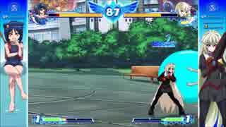 対戦動画(P4U、アルカナハート3)