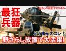 【アパッチヘリ購入でアジア最強ニダ】  何故か使われずそのまま放置!