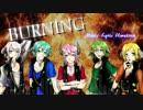 【5人で】BURNING【カバー】