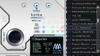 [BMS] ★17 Kyrka[MANIAC] Freq+6