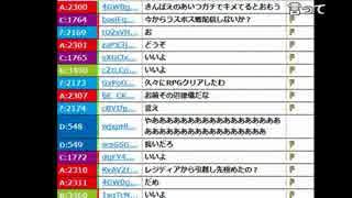 【ch】うんこちゃん『30分雑談』1/4【2016/10/24】