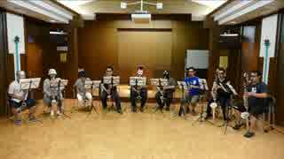 「カプリス」をアルトクラアンサンブルで演奏してみた