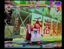 10月29日 ストⅢ3rdSTRIKE 野試合2