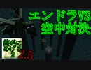 Minecraft ジ・エンドを我がバイオームに染め上げる2 2.5(ゆっくり実...